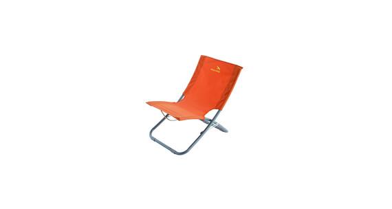 Easy Camp Wave Folding Chair orange